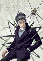 spider man by amberli