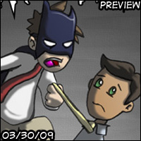 Preview: Wayne, Bruce by ccWildcard