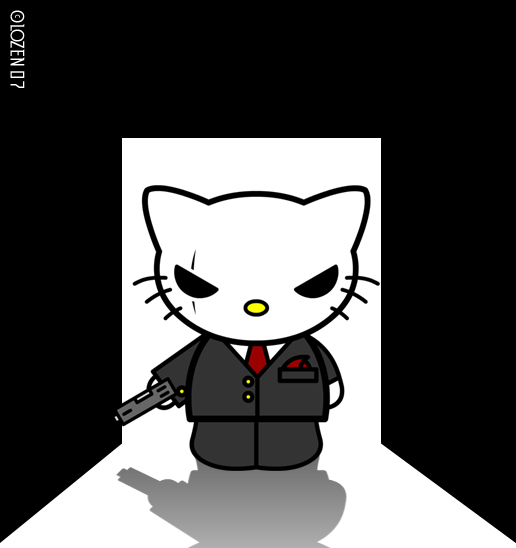 Hello Hitman by ccWildcard
