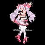 idol laffey - commission