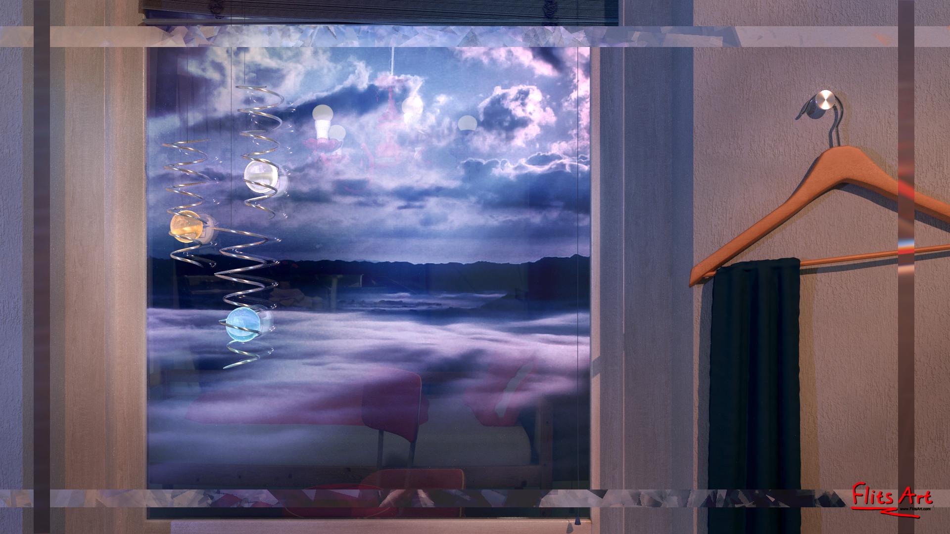 Window by FlitsArt