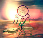 Dreamcatcher by FlitsArt