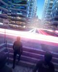 Street Lights by FlitsArt