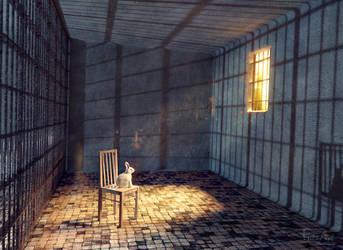 Locked Away by FlitsArt