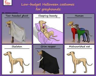 Halloween costume ideas by FlitsArt