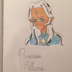 VLD Princess Allura