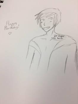 Happy Birthday oukamocha!