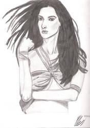 Heather Kuzmich by Saiyajin-hime