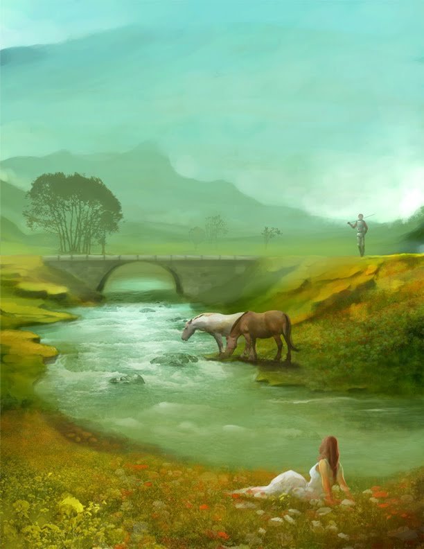 Tiempos de Paz by Wolfilustrador