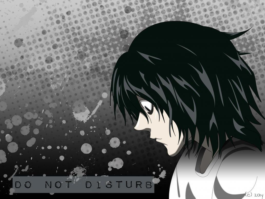Do Not Disturb by oborosama