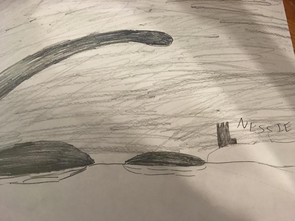 Nessie by Professorfish