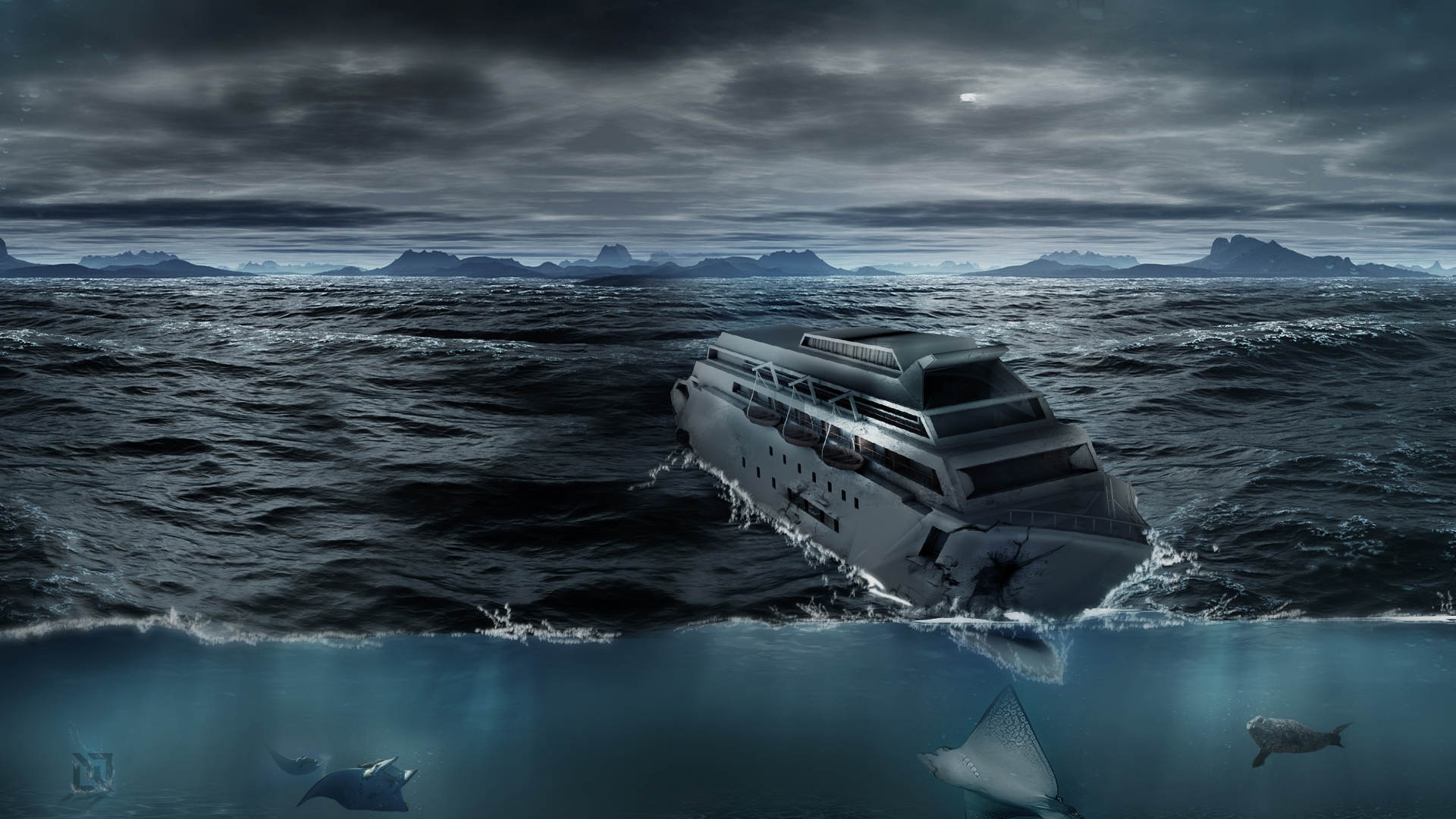 The Arts Above - Sinking Ship by TheArtsAbove on DeviantArt