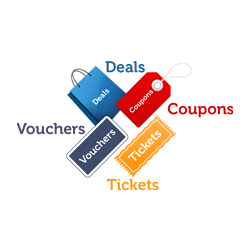 Deals Coupons Vouchers Tickets by navmax