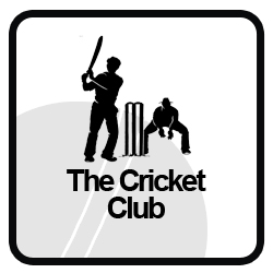 Cricket Club logo by navmax