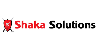 Shaka Solutions Business Card by navmax