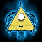 Gravity Falls - Bill Cipher