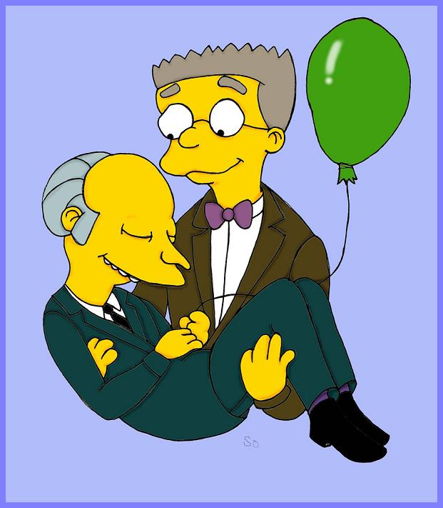 smithers chat The simpsons' cartoon cat scratchy – of itchy and scratchy – was almost waylon smithers' pet feline, according to animator david silverman's 1995 sketches.