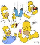 Practise Homer