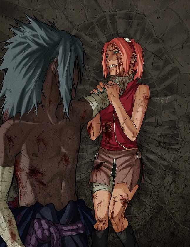 Sasuke vs sakura by sakura uchihaa on deviantart sasuke vs sakura by sakura uchihaa altavistaventures Images