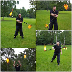 Fire Contact Staff
