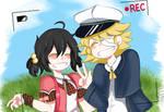 Yuki and Oliver