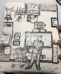 Class Presentation Sketch
