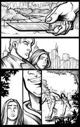 Comic Inks Example