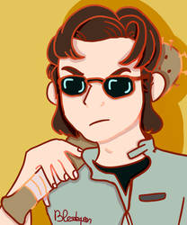 Steve Harrington (fanart)