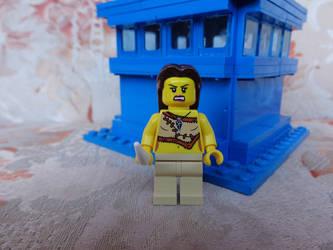 Custom Made Leela Lego