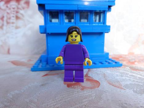 Custom Made Zoe Heriot Lego