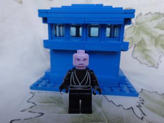 Custom Made C'rizz Lego