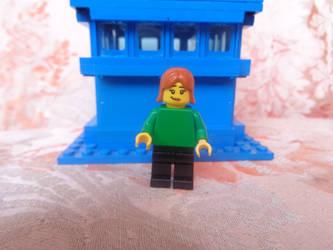 Custom Made Vicki Lego