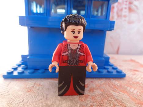 Custom Made Mary Shelley Lego