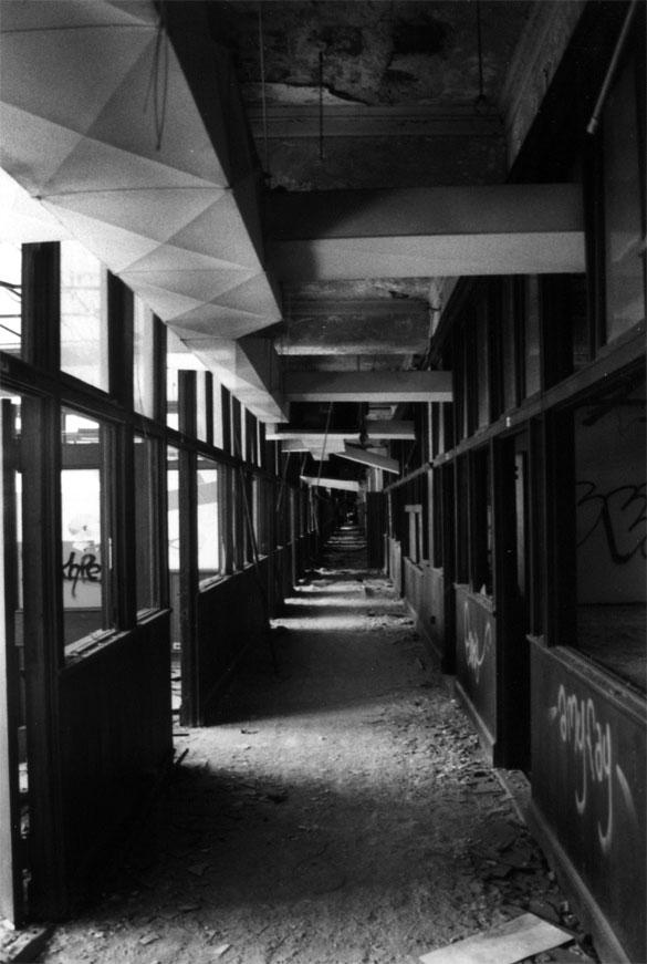 The Corridor of Industry by Gothicide