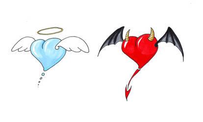 .: Angel-Demon Hearts :.