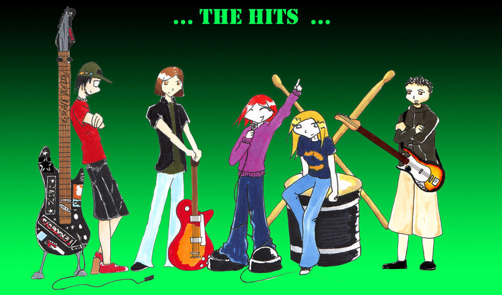 .: The Hits :. by Kalia