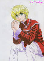Kurapika - Second outfit by Finchan