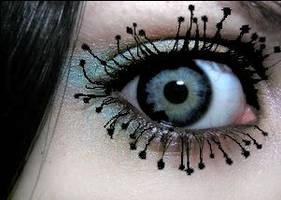 + eye blobs + by nymphopixie