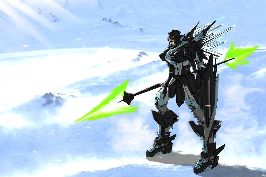 Kirielson Wallpaper   Freeze G by mqken Reanimate The Inner Gundam Inside You: 25+ Formidable Gundam Wallpaper Designs