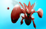 I can has claws - Scizor