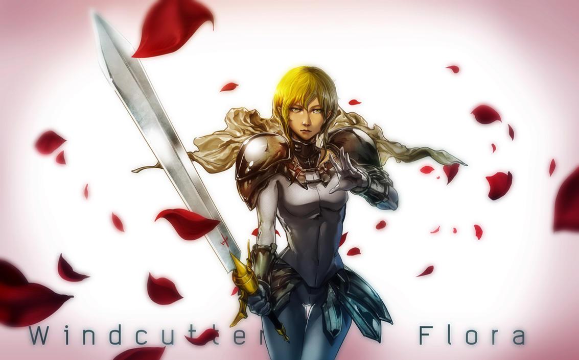 Wincutter Flora by mqken