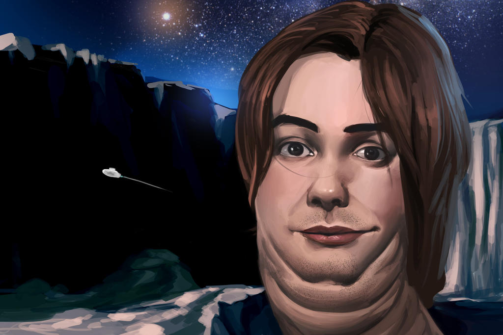 Arin Space-Worm Hanson by mqken on DeviantArt