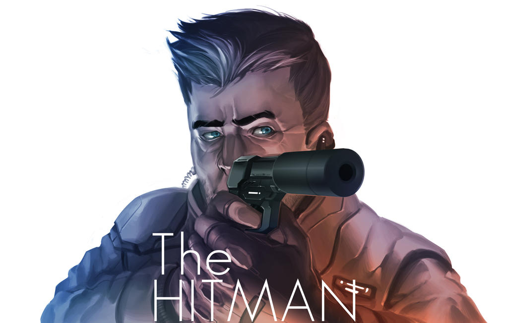 The Hitman by mqken