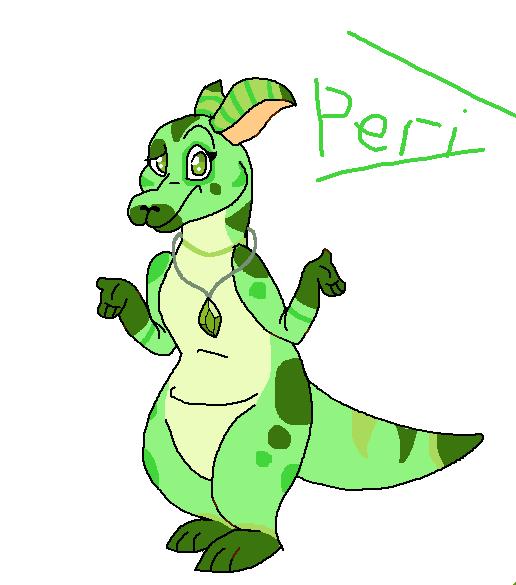 Peri custom by GingerStars