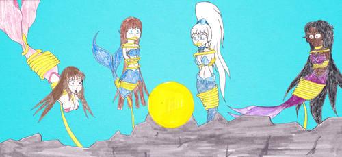 TF2Com - 4 Mermaids hypnotized