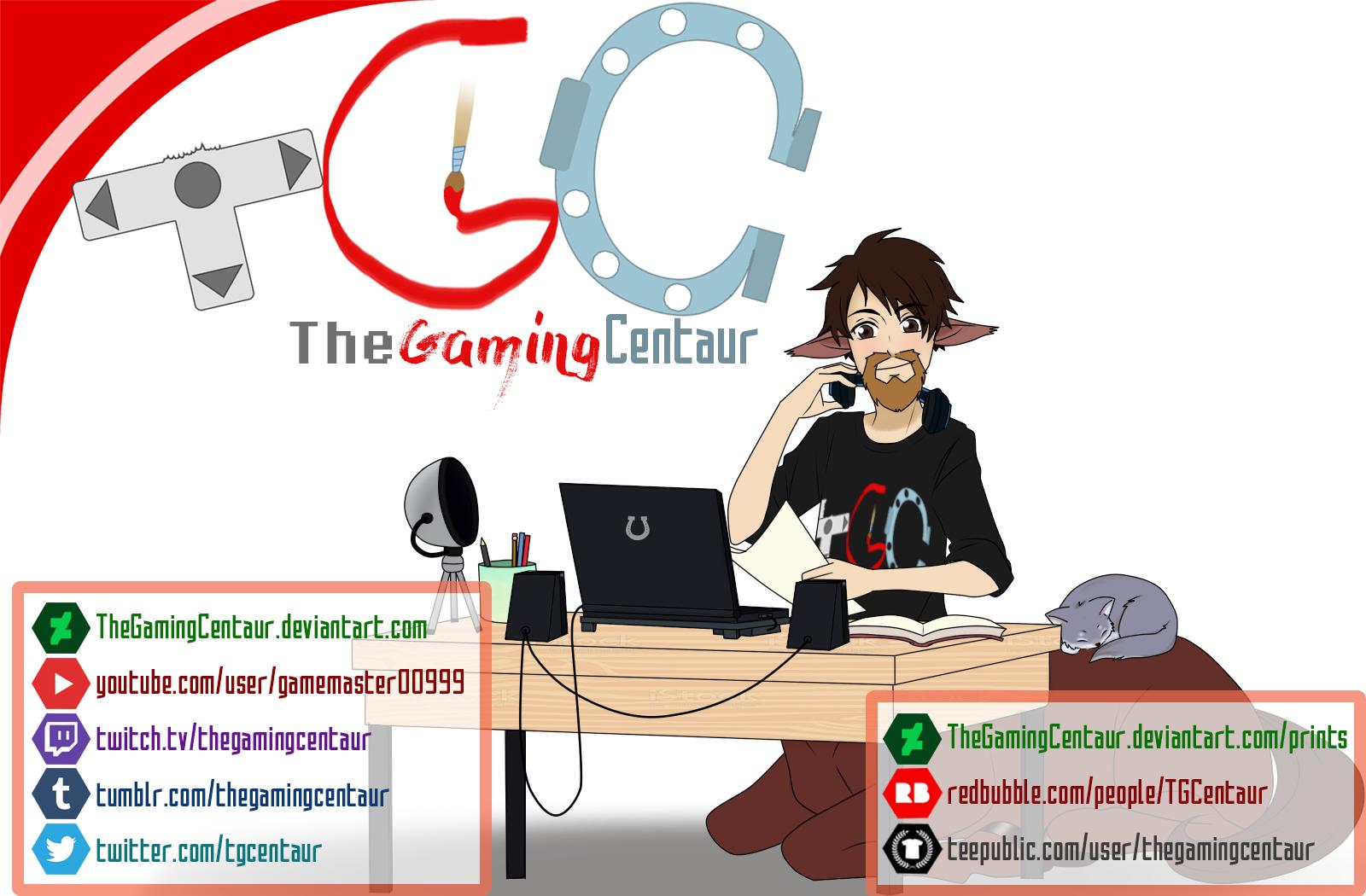 TheGamingCentaur's Profile Picture