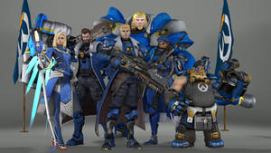 The Original Overwatch Strike Team by OverwatchZeroHour