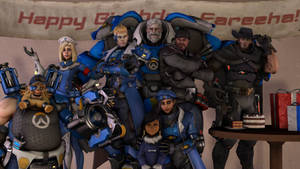 Overwatch - The Good Times by OverwatchZeroHour