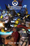 Overwatch Zero Hour - Issue Three - Cover