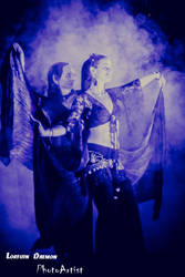 Fan Veil Dance Performance Potsdam 2013